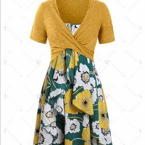 Rosegal 1X dress - never worn